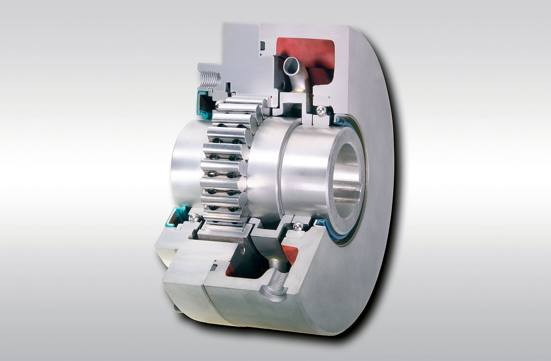 freewheels in RINGSPANN's FKh series have proven themselves in hybrid drive solutions